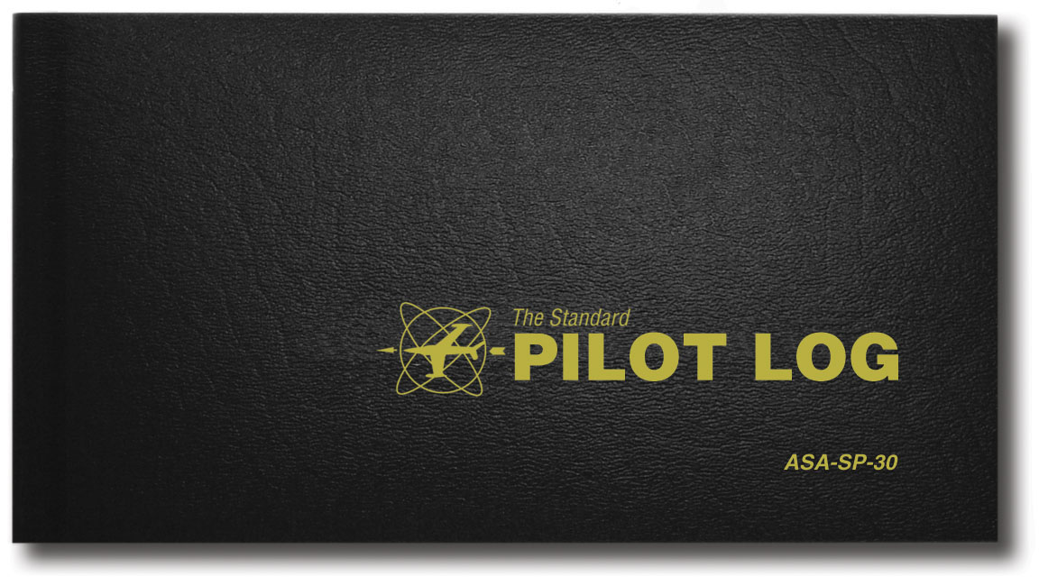 The Standard Pilot Log - Click Image to Close